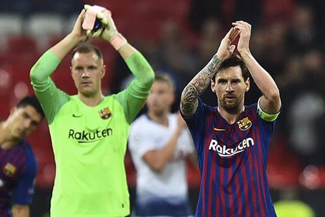 André ter Stegen se une a las sensibles bajas de Barcelona para la final de la Copa del Rey