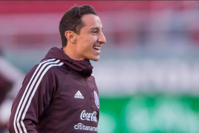 Andrés Guardado deja abierta la posibilidad de llegar a la MLS