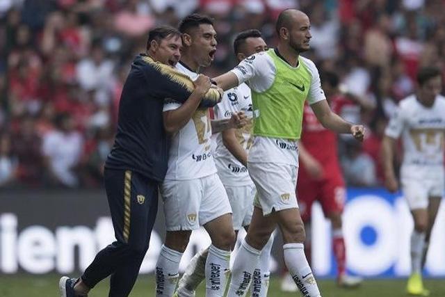 La U de Chile quiere a un delantero de Pumas