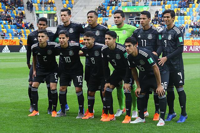 PSV sigue de cerca a un mexicano en el Mundial Sub-20