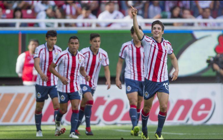 Chivas intentaría regresar antes a uno de sus futbolistas prestados