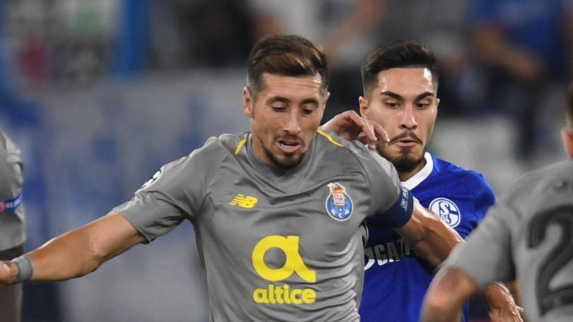 Héctor Herrera podría jugar su último partido con Porto ante Sporting Lisboa