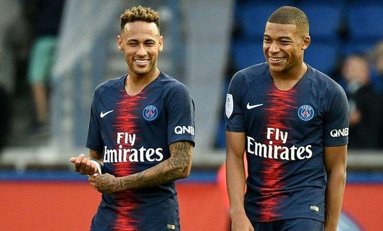 Los nombres de Neymar y Mbappé han sido relacionados desde hace tiempo en el entorno del Real Madrid