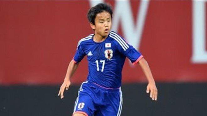 Takefusa Kubo estará en la Copa América con Japón