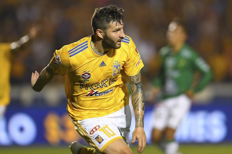 Gignac está en la mira de Boca Juniors