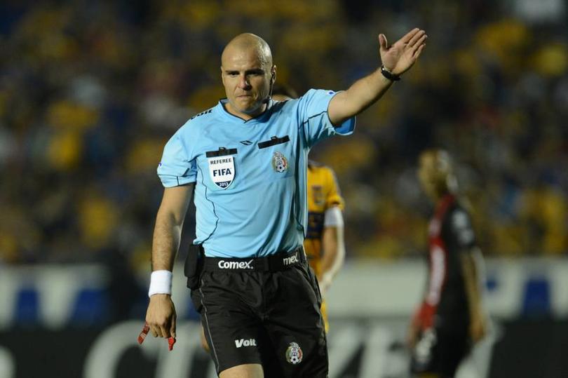 Francisco Chacón se retira del arbitraje