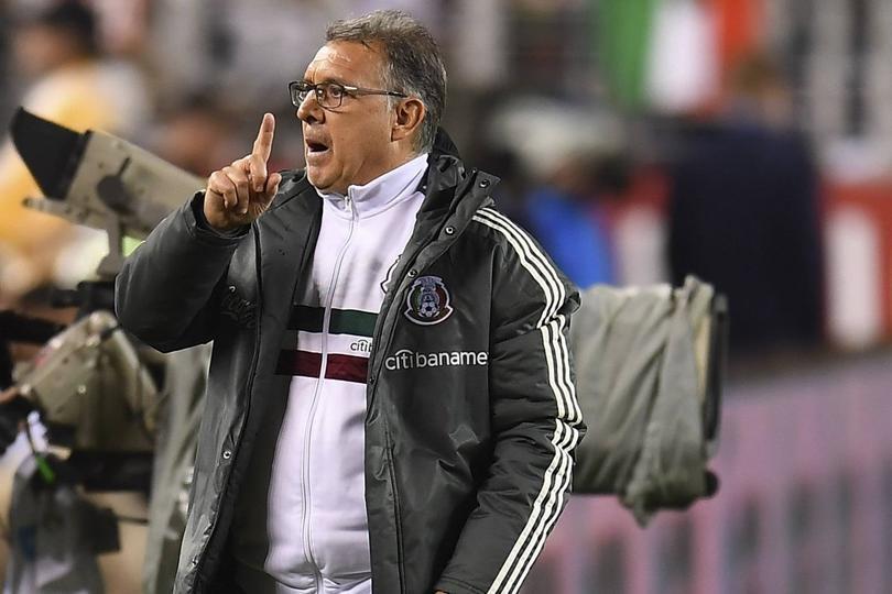Gerardo Martino está molesto en la Selección Mexicana