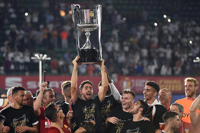 Valencia campeón de la Copa del Rey 2019