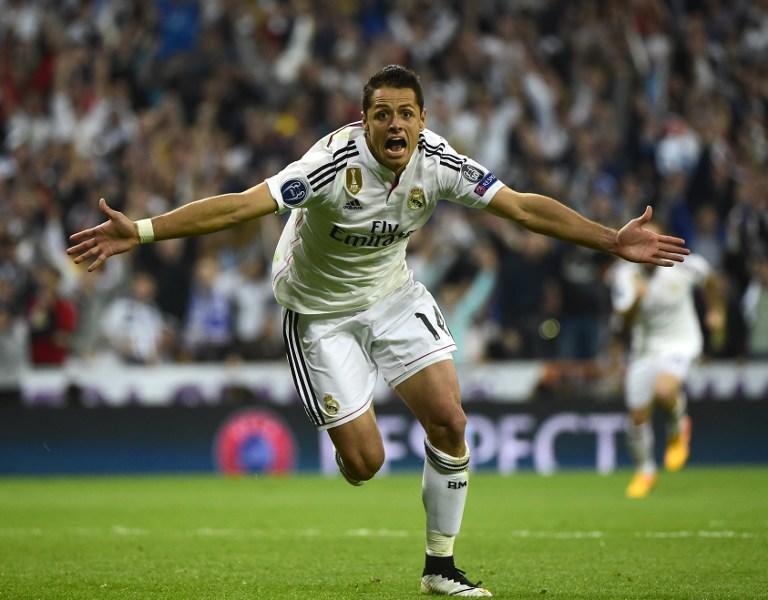 Chicharito quiere volver a jugar en España