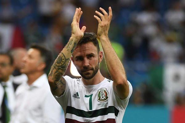 Miguel Layún se perderá la Copa Oro por lesión
