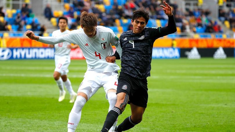 Japón vs México Sub20