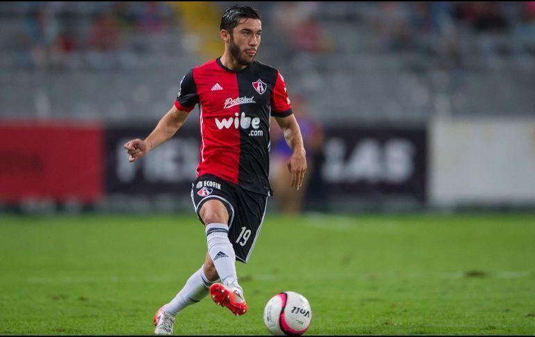 Varios equipos grandes de la Liga MX han mostrado interés por Juan Pablo Vigon