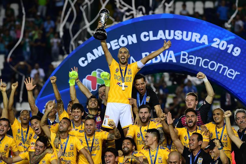 Tigres campeón Clausura 2019