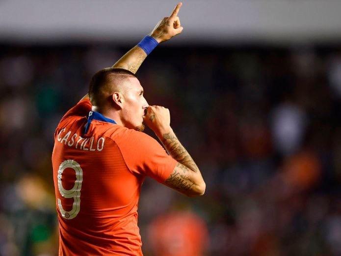 Nicolás Castillo estará en la Copa América con Chile