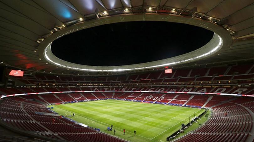 El Wanda Metropolitano vivirá su primer final de Champions League