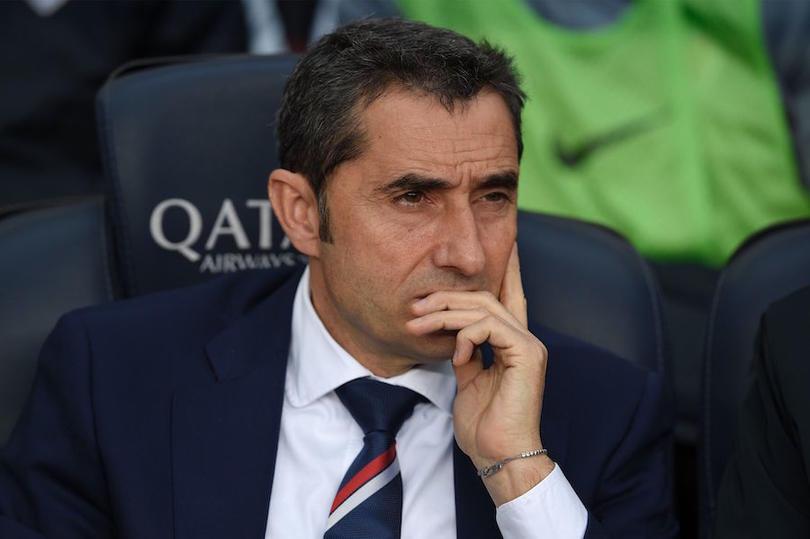 Valverde podría dejar al Barcelona