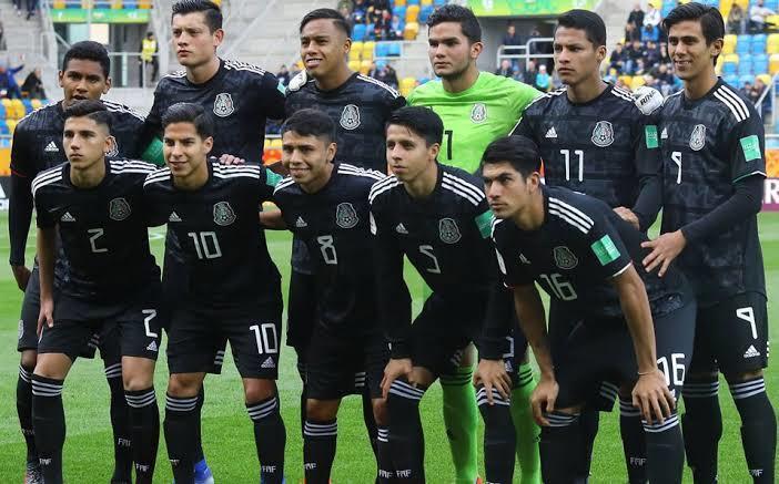 Selección Mexicana Sub-20