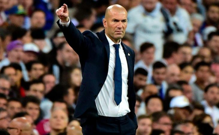Zidane habló sobre Mbappé
