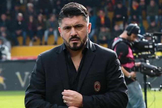 Gennaro Gattuso y el Milan decidieron cortar su relación