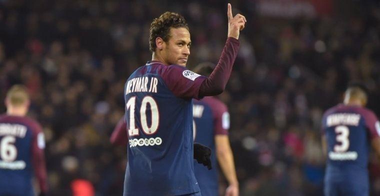 Neymar con PSG