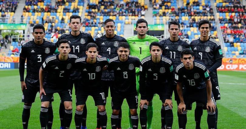 2722db5d4 Selección Mexicana Sub-20