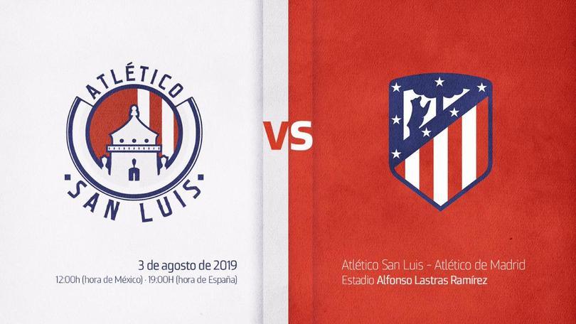 Ya es oficial el Atlético de Madrid vendrá a México.