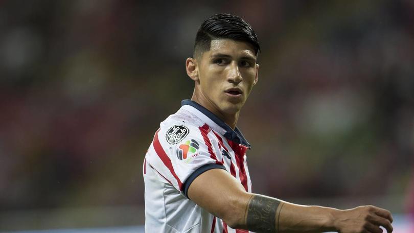 Chivas ya le habría puesto precio a Alan Pulido