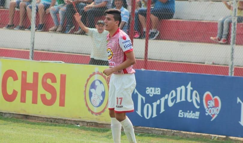 Diego Valdez es el nuevo refuerzo del San Luis