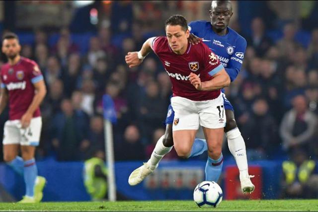 West Ham deja abierta la posibilidad de vender a Chicharito