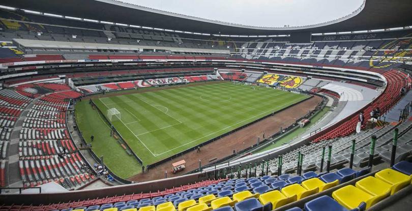 El Estadio Azteca volverá a lucir un césped natural