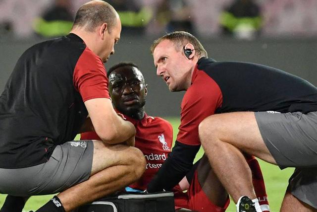 Naby Keita se pierde la final de la Champions por una lesión