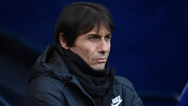 Antonio Conte ha caído de la gracia de los seguidores de la Juve