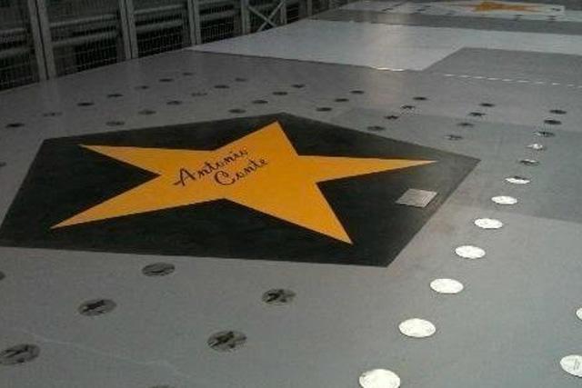 Estrella de Antonio Conte en el Allianz Stadium