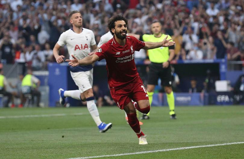 Los goles con los que Liverpool ganó su sexta Champions