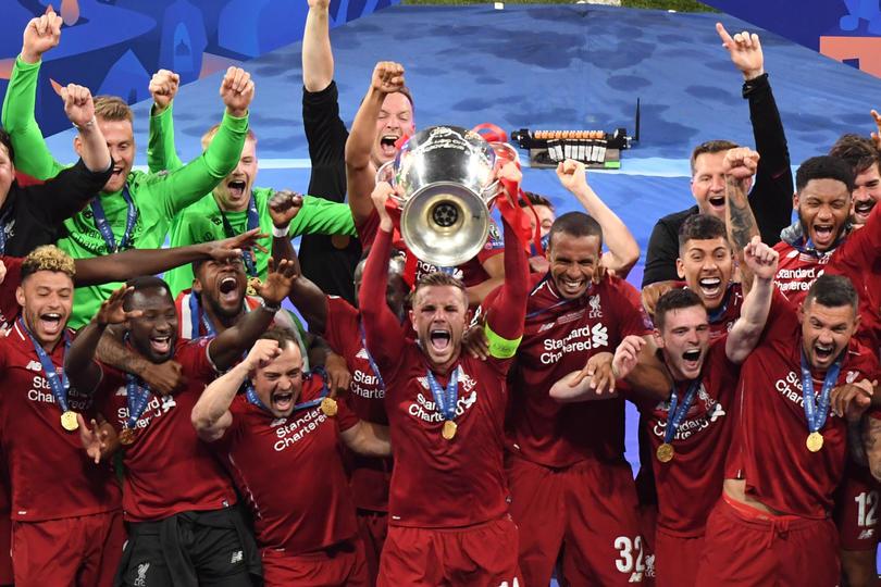 Liverpool campeón de la Champions League 2018/2019