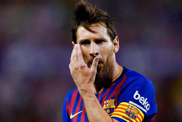 Lionel Messi pudo jugar en River Plate