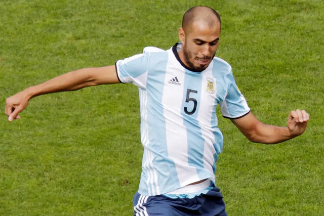 Guido Pizarro se coló con Argentina para jugar la Copa América