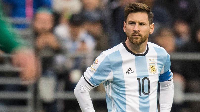 Messi dice que México les da un baile