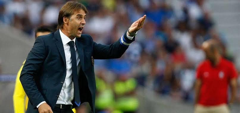 Julen Lopetegui es nuevo entrenador del Sevilla