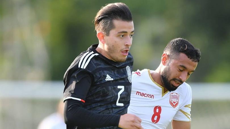 Alan Mozo fue nombrado uno de los mejores jugadores de la jornada 1 en Toulon