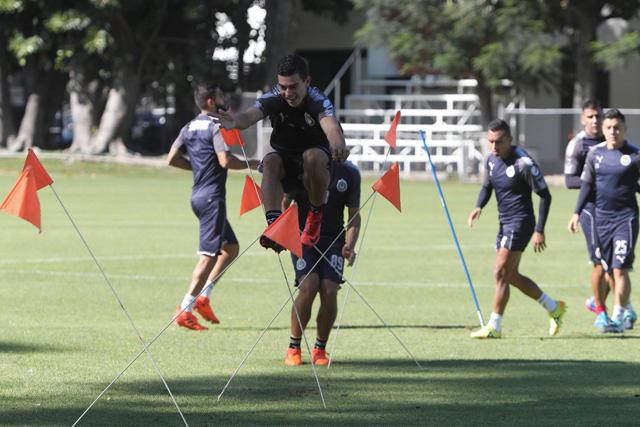 Ivan Gutiérrez, canterano de Chivas tendrá una oportunidad con el Galaxy II