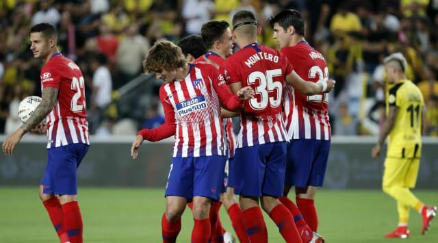 Atético de Madrid