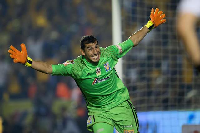 Nahuel Guzmán fue nombrado el mejor jugador de la final