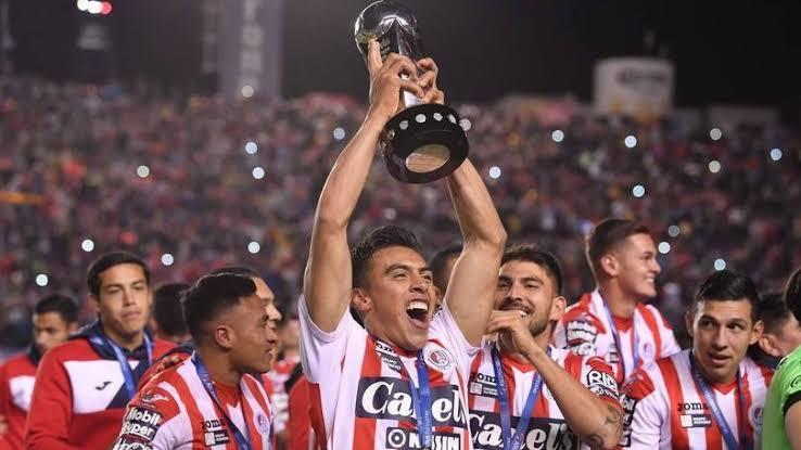 Atlético San Luis anuncia la venta de uno de sus delanteros