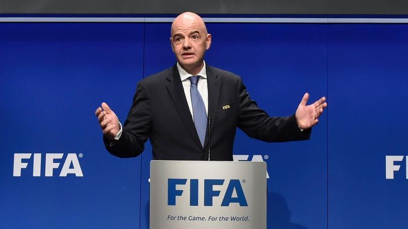 Gianni Infantino será presidente de la FIFA Hasta 2023