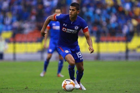 Antonio Sánchez saldrá de Cruz Azul y jugará prestado en Alebrijes