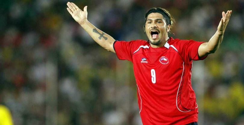 Reinaldo Navia, un histórico de la selección chilena