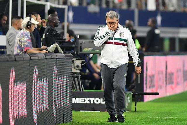 La maldición del ATT&T volvió a caer sobre la Selección Mexicana