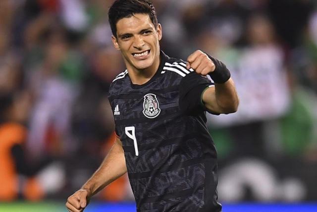 Raúl Jiménez es el jugador más importante de México para la Copa Oro