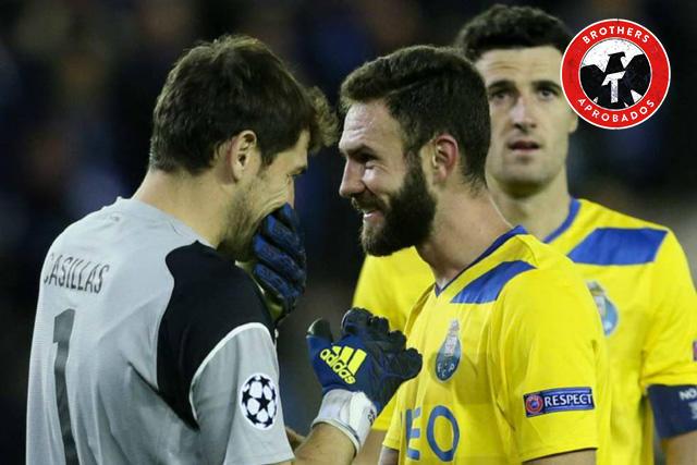 Iker Casillas le envió un mensaje de apoyo a Miguel Layún